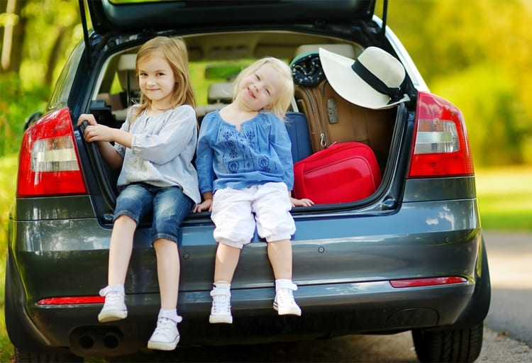 Tips for Car Travel with Children-min