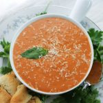 Main Meal Soup for Winter Evenings