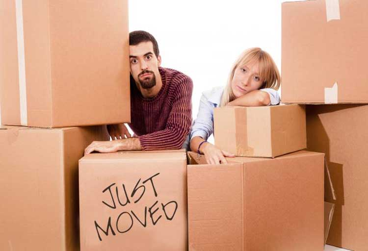 Moving into Your New Home Easier
